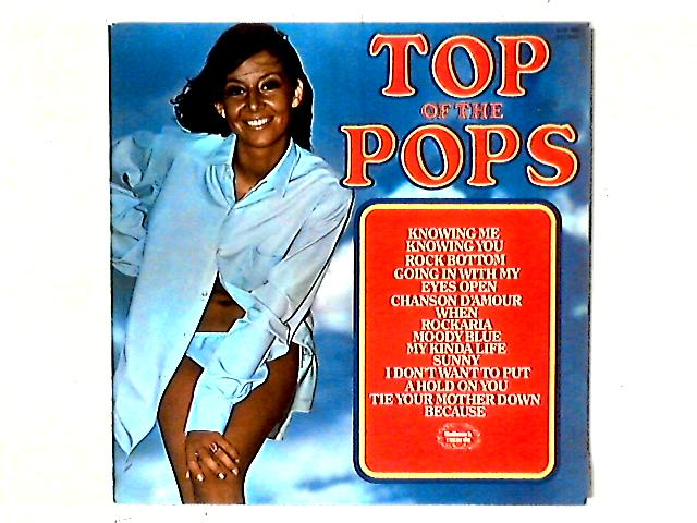 Top Of The Pops Vol. 58 LP By The Top Of The Poppers