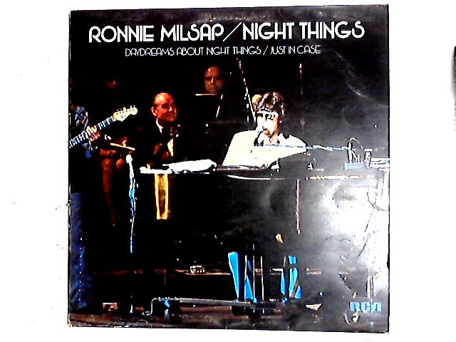 Night Things LP By Ronnie Milsap