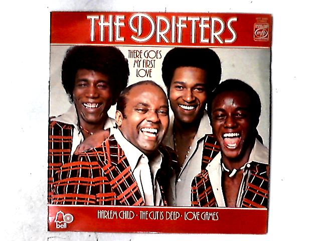 There Goes My First Love LP By The Drifters