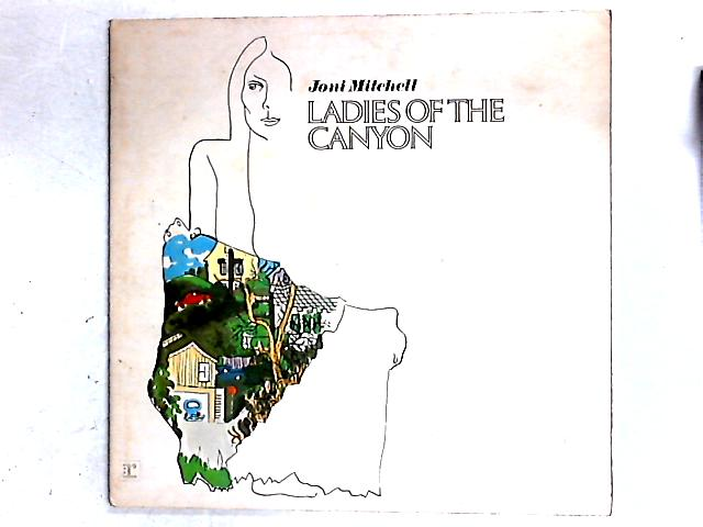 Ladies Of The Canyon LP Gat By Joni Mitchell