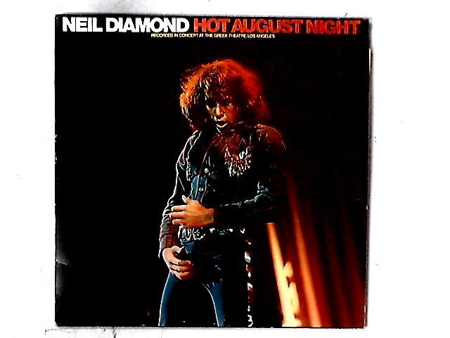 Hot August Night 2xLP By Neil Diamond