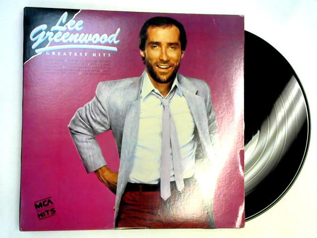 Greatest Hits LP By Lee Greenwood