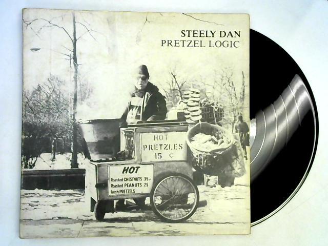 Pretzel Logic LP 1st By Steely Dan