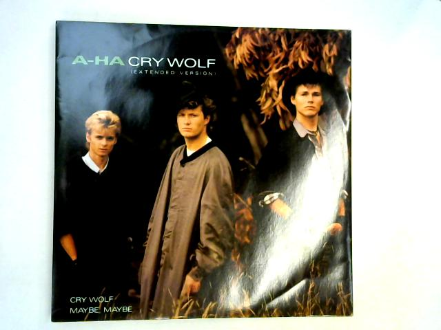 Cry Wolf 12in 1st By a-ha