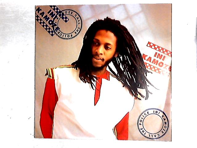 Call The Police 12in By Ini Kamoze
