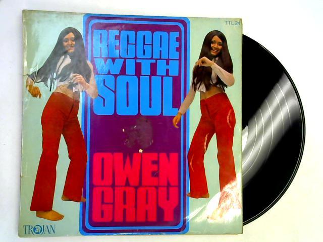 Reggae With Soul LP By Owen Gray