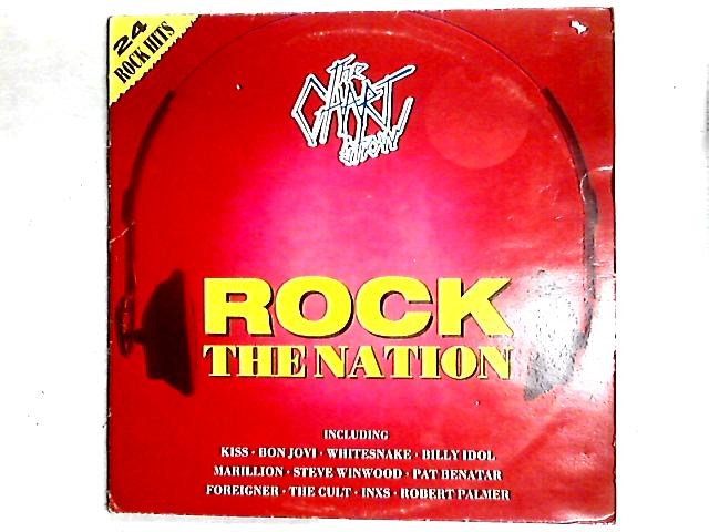 The Chart Show - Rock The Nation 2LP Comp By Various