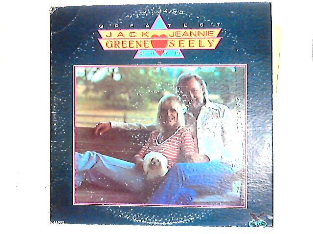 Greatest Hits LP By Jack Greene