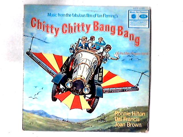 Music From The Fabulous Film Of Ian Fleming's Chitty Chitty Bang Bang LP By Various