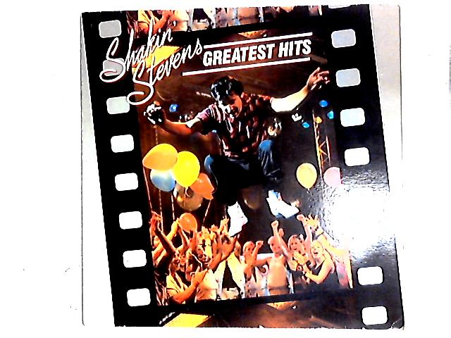 Greatest Hits Comp By Shakin' Stevens