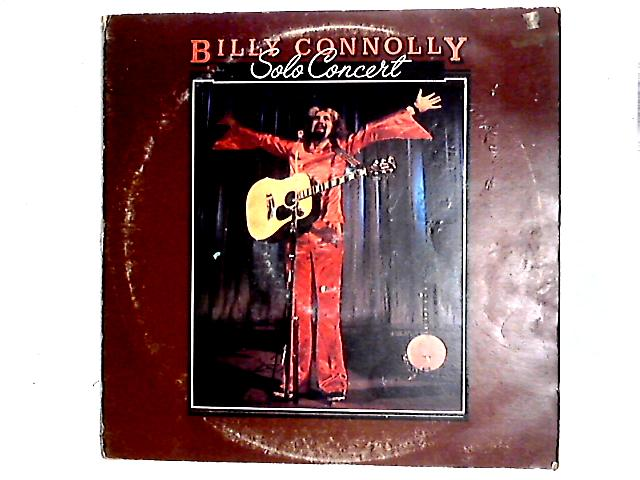 Solo Concert 2LP Gat By Billy Connolly