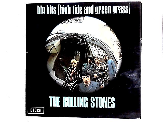 Big Hits [High Tide And Green Grass] Comp Gat By The Rolling Stones