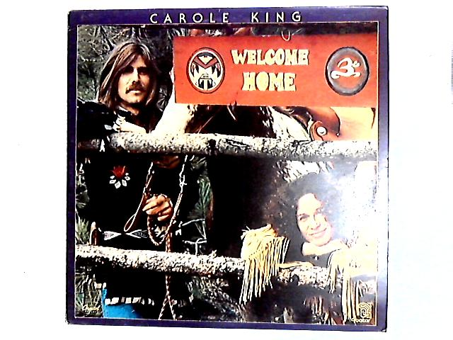 Welcome Home LP By Carole King