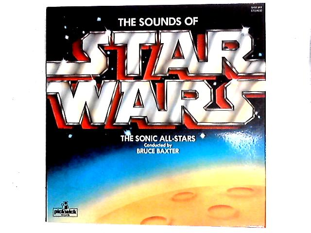 The Sounds Of Star Wars LP By The Sonic All-Stars