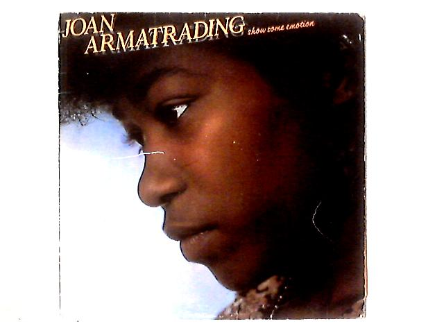 Show Some Emotion LP By Joan Armatrading