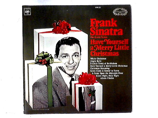 Have Yourself A Merry Little Christmas LP By Frank Sinatra