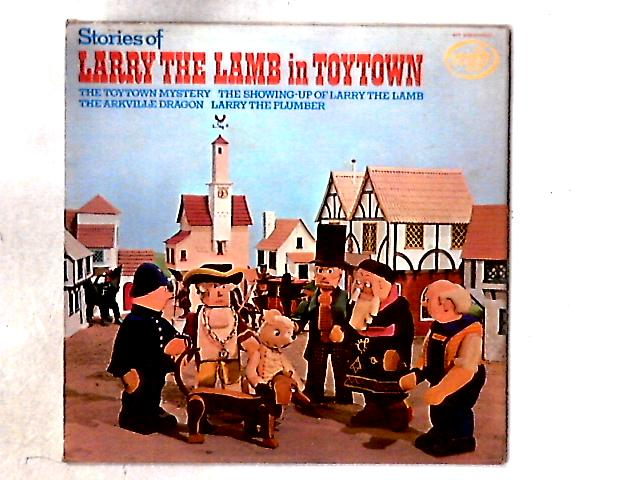 Stories Of Larry The Lamb In Toytown LP By Barry Cole (2)