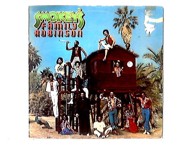 Smokey's Family Robinson LP By Smokey Robinson