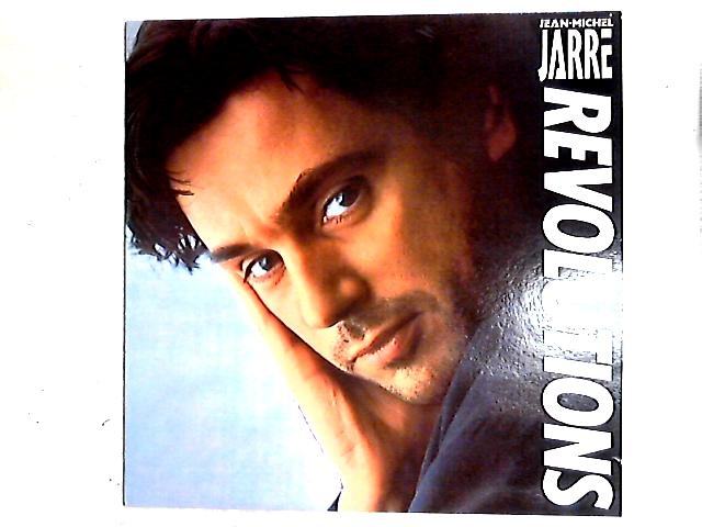 Revolutions LP By Jean-Michel Jarre