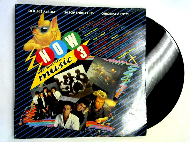 Now That's What I Call Music 3 2LP By Various