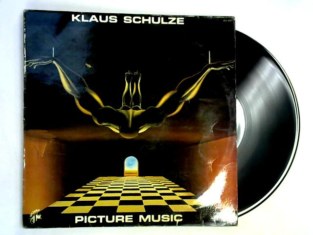 Picture Music LP By Klaus Schulze