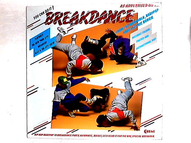 Breakdance LP By Various