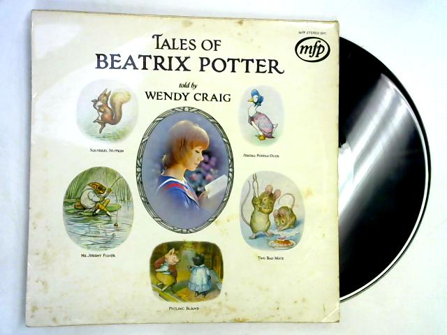 Tales Of Beatrix Potter LP By Wendy Craig