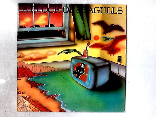 A Flock Of Seagulls LP By A Flock Of Seagulls
