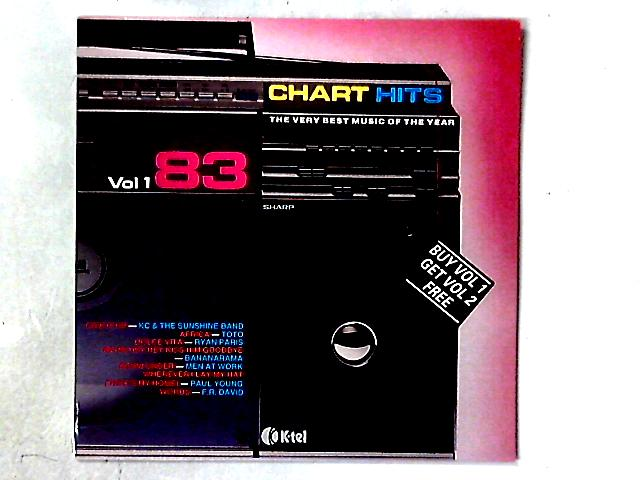 Chart Hits 83 Vol 2 LP COMP By Various