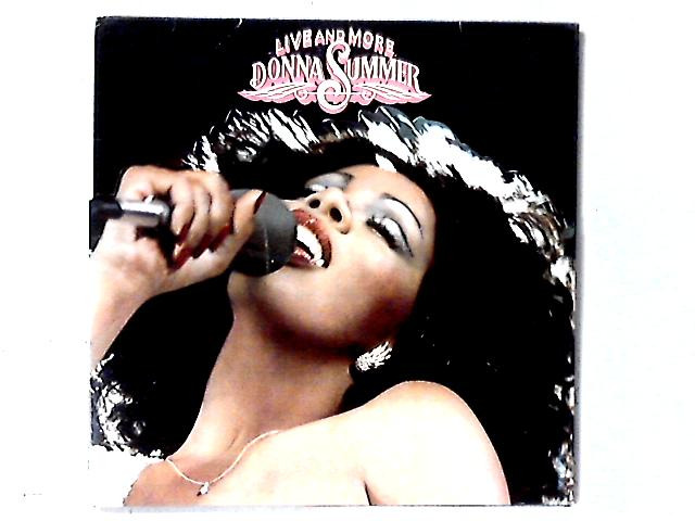 Live And More 2xLP By Donna Summer