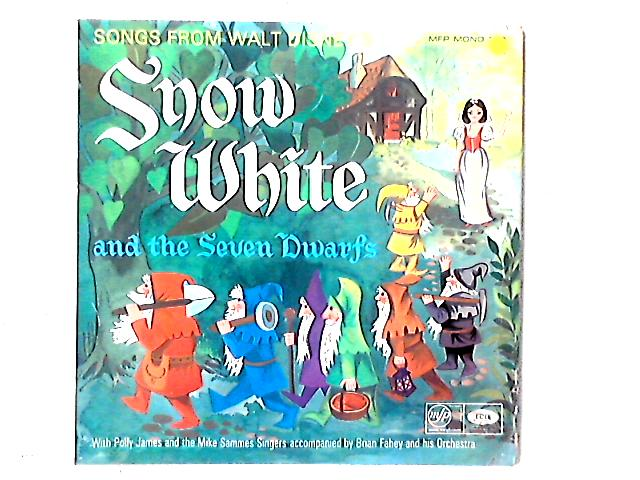 Snow White and the Seven Dwarfs LP By Polly James