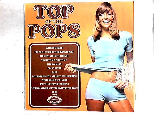 Top Of The Pops Vol. 32 LP By The Top Of The Poppers