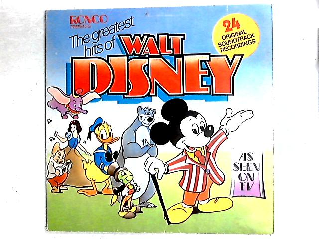 The Greatest Hits Of Walt Disney Comp Gat By Various