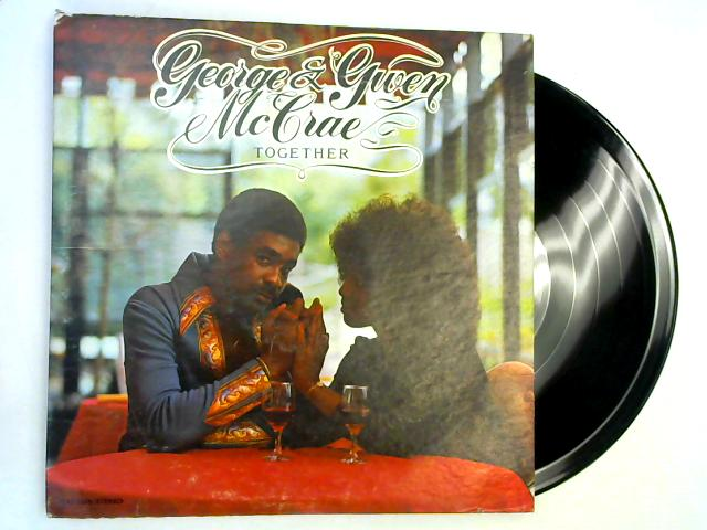 Together LP By George & Gwen McCrae