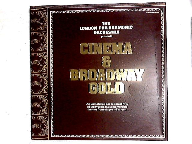 Cinema & Broadway Gold 2LP Gat By The London Philharmonic Orchestra