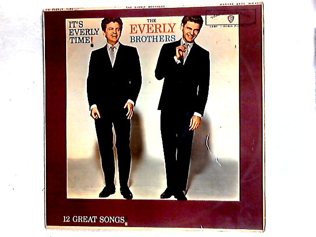 It's Everly Time! LP By Everly Brothers