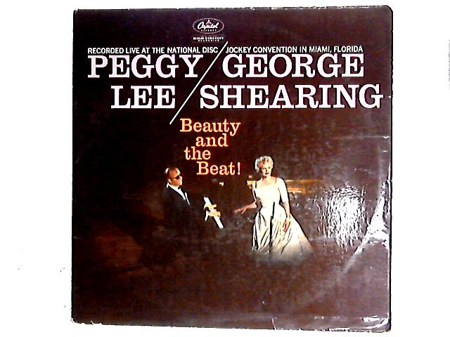 Beauty And The Beat! LP By Peggy Lee