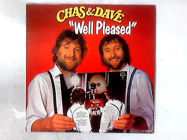 Well Pleased LP By Chas And Dave