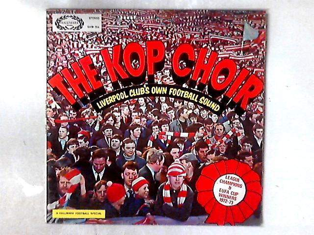 Liverpool Club's Own Football Sound LP by The Kop Choir