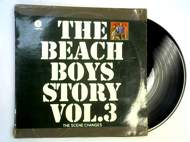 The Beach Boys Story Vol.3 : The Scene Changes (Pet Sounds) LP By The Beach Boys