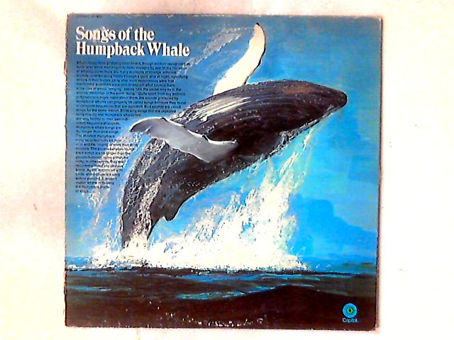 Songs Of The Humpback Whale LP by Humpback Whale