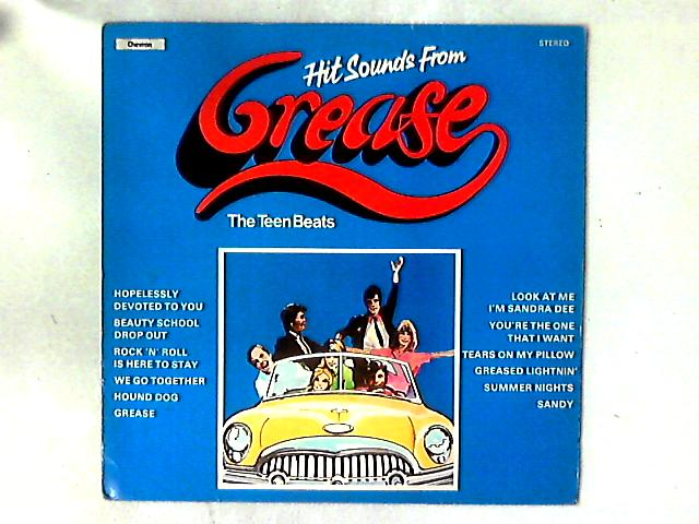 Hit Sounds From Grease LP By The Teen Beats (4)