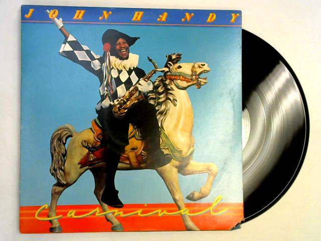 Carnival LP By John Handy