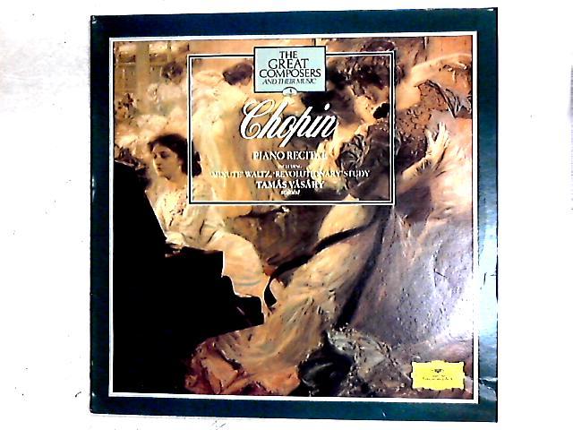 Chopin: Piano Recital LP By Frédéric Chopin