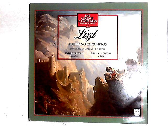 The Piano Concertos LP By Franz Liszt
