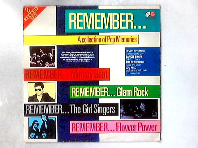 Remember... A Collection Of Pop Memories 2xLP COMP By Various