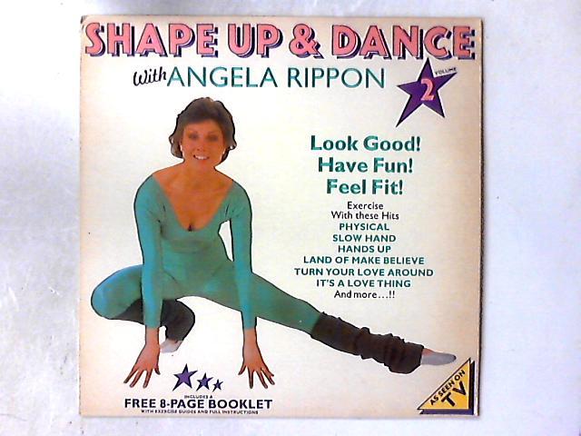 Shape Up & Dance Volume 2 LP by Angela Rippon
