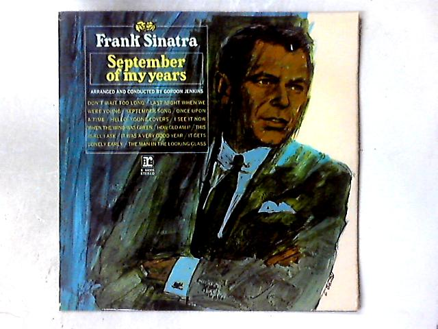 September Of My Years LP By Frank Sinatra