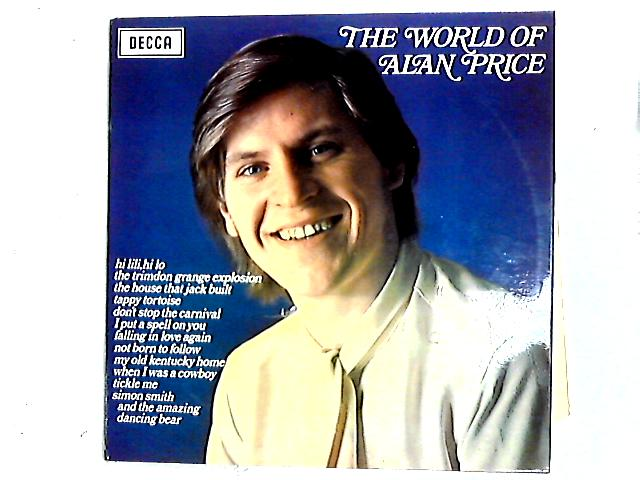 The World Of Alan Price Comp By Alan Price