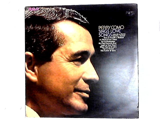 Sings Love Songs Comp By Perry Como